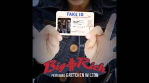 Rich Ft amp; Lyrics By Gretchen Fake Id Big - Wilson Youtube W