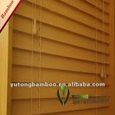 bamboo window blinds. *Natural Bamboo Window Blinds