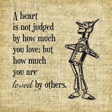 Wizard Of Oz Tin Man Heart Quote Download Wizard Of Oz Love Quotes Gorgeous Homean Quotes