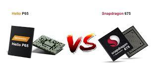 Compare Helio P65 Vs Snapdragon 675 Chipset Mobilesintro Com