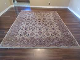 large thomasville wool area rug 8ft x 10ft hibid auctions
