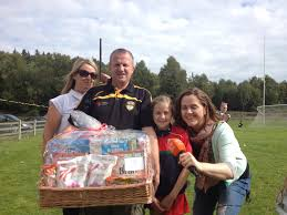 "RTÉ 2FM on Twitter: ""Ava Doyle from Avoca GAA Club with her  #KelloggsCulCamp hamper, mum and dad and @DJRuthScott on #Weekenders til  5pm http://t.co/3VpWt0rX2z"""