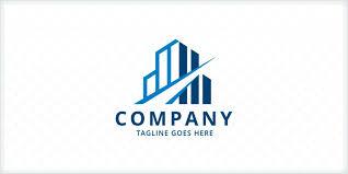 Building Constructions Company Building Construction Logo Template