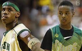 lebron james son playing basketball at home. Plain Son Billebronson For Lebron James Son Playing Basketball At Home 2