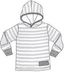 Sweatshirt Pattern Stunning Free Hoodie Sewing Pattern Girly Sewing Pinterest Patterns