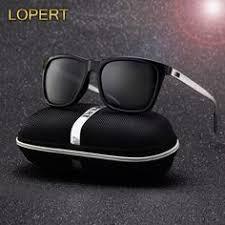 <b>LOPERT Polarized</b> AluminumTR90 <b>Sunglasses</b> Men Brand ...
