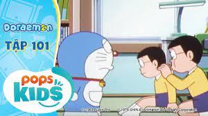 Doraemon Tập 101 - Bong Bóng Sinh Đôi, Bong Bóng Khổng Lồ - Hoạt Hình Tiếng  Việt - Phương