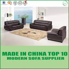 china modern best quality office real leather sofa set furniture china office sofa modern furniture