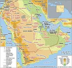 syrian desert physical map. Unique Syrian Arabian Desert Inside Syrian Physical Map I