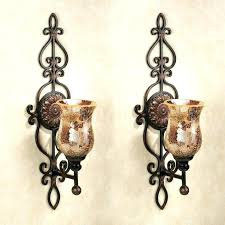 oil lamp sconces large rustic wall medium size of cast iron bracket candle oil lamp sconces