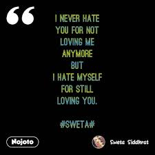 Sweta Siddhrat From Jabalpur India Shayari Status Quotes No