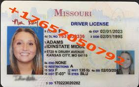 drivers License Id Citizenship Missouri Sale For