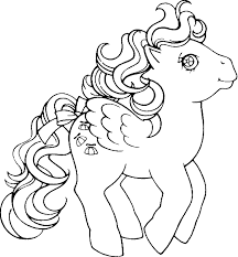 My Little Pony Coloring Pages Coloring Pages For Kids 3 Free