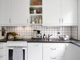 Kitchen White Kitchen Subway Tiles Are Back In Style 50 Inspiring Designs