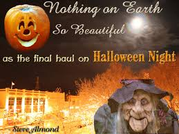 new happy halloween saying photo