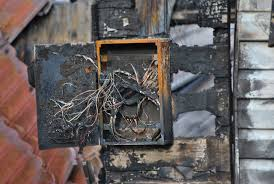 common causes of electrical fires and the best preventive measures electrical fire 2 fuse box