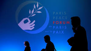 Trump-style nationalism in stark contrast with Paris forum call for ...