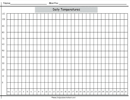 Empty Graph Math Line Graph Template Bar Graph Template To Printable