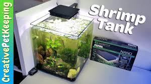 Small Aquarium Light Fluval Plant 3 0 Nano Led Shrimp