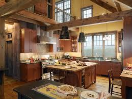 Kitchen Ideas Farmhouse Kitchen Remodel Cabin Kitchen Design Ideas