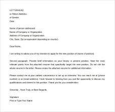 Letter Of Interest Formats Sarahepps Com