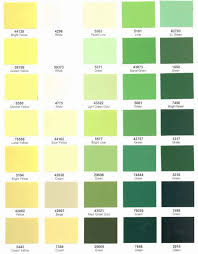 Bike Paint Colour Chart Bicycle Painting