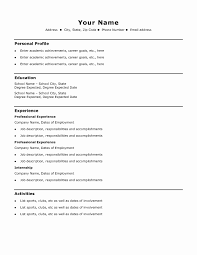 Google Docs Resume Google Docs Resume Template Free Unique Free Resume Templates 21