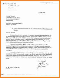 legal demand letter example chad parke demand to gs666