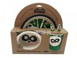 Купить <b>Набор посуды Eco Baby</b> Панда 500121 по низкой цене в ...
