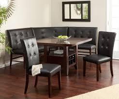 black dining room set with bench. Big Corner Dinette Set Top 16 Types Of Dining Sets PICTURES Black Room With Bench N