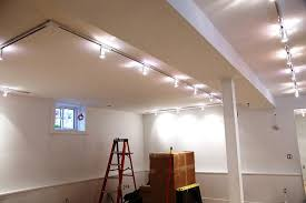 track lighting ideas. Breathtaking Track Lighting Basement 18 With Additional Interior For Ideas