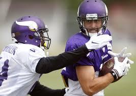Wide Receiver Adam Thielen Isnt Just A Vikings Spare Part