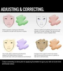 how you use correcting primers or concealers this can be used in a spot area like under eyes as well as all over the face