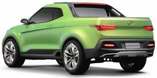 2018 hyundai truck. interesting truck hyundai creta sport truck concept rear three quarters inside 2018 hyundai truck a