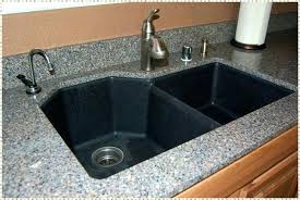 install undermount sink installing kitchen sink granite