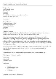 Best Solutions Of Cover Letter For Production Helper This Is Resume