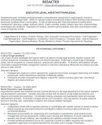 Sample Paralegal Resumes Paralegal Resume Skills Amusing Sample ...