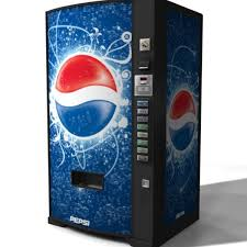 Pepsi Vending Machine Commercial Best Pepsi Vending Machine 48d Obj