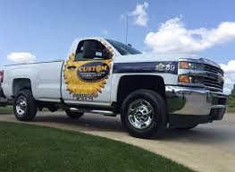 look for our lawn maintenance trucks in michigan