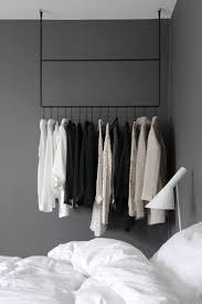 Best 20 Hanging Clothes Racks Ideas On Pinterest Hanging As Well As Lovely Clothing  Hanging Rack