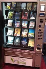 Book Vending Machine Library Classy Paper Trumps Tech At National Library Conference GeekWire