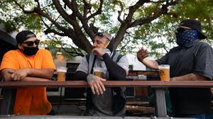 Is It Safe To Go To A Bar Or A <b>Party</b>? : Shots - Health News : NPR