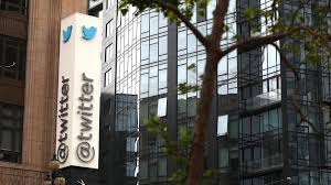 twitter doubles silicon valley office. Twitter Doubles Silicon Valley Office. A Sign With Twitter\\u0027s Logo Office W