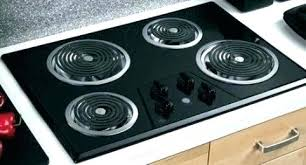 electric range top. Ge Profile Range Top Full Ima For Superb Neral Electric With 4 Coil Elements Size Porcelain .