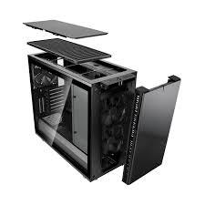 Fractal Design R6 Case Fans Define R6 Usb C Tempered Glass Fractal Design