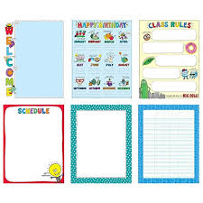 Amazon Com Creative Teaching Press Classroom Chart Pack