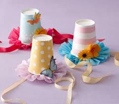 images fancy party ideas:  diy party hats for kids brit co