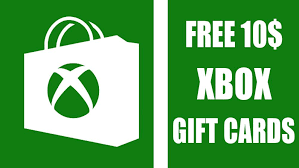 giving away free 10 xbox gift cards