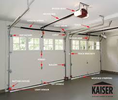 garage door parts