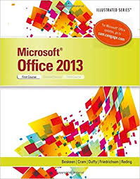 microsoft office 2013 illustrated introductory first coursem microsoft office 2013 illustrated introductory first coursem spiral bound version david w beskeen 9781285088457 amazoncom books